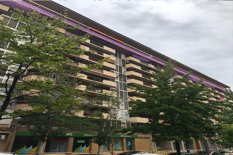 FACHADAS reforma casas exteriores viviendas construccion alamo barcelona cataluna sabadell.2.