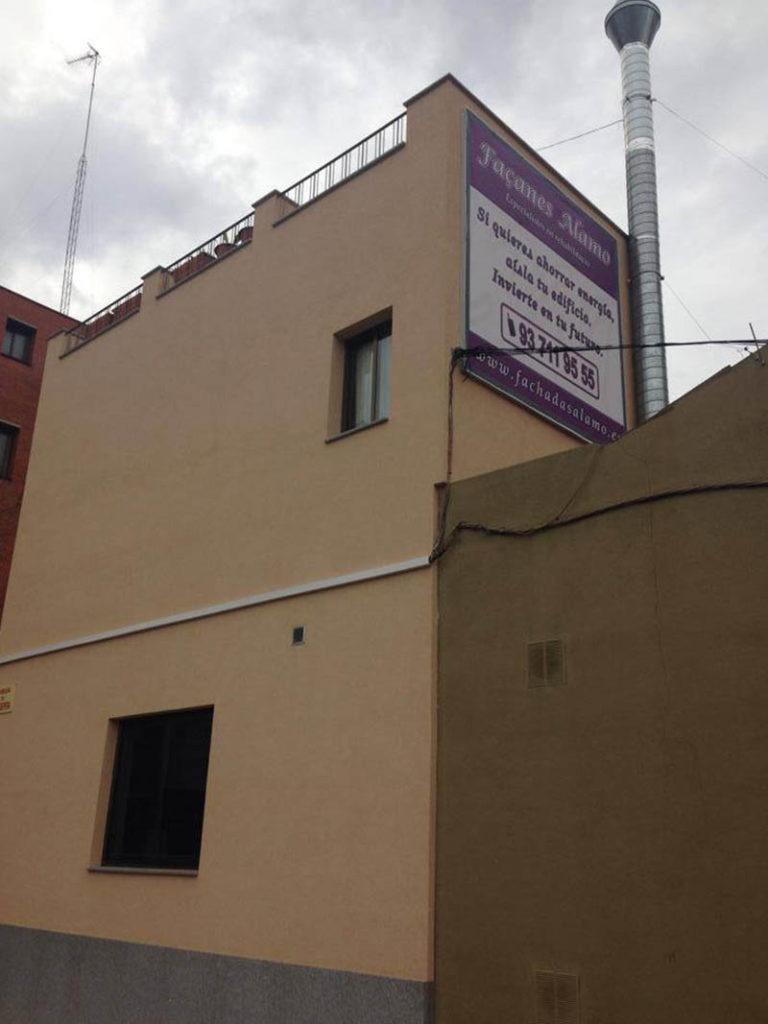aislamiento terraza fachadas façanes alamo rehabilitaciones reformas viviendas casas barcelona cataluna sabadell.10