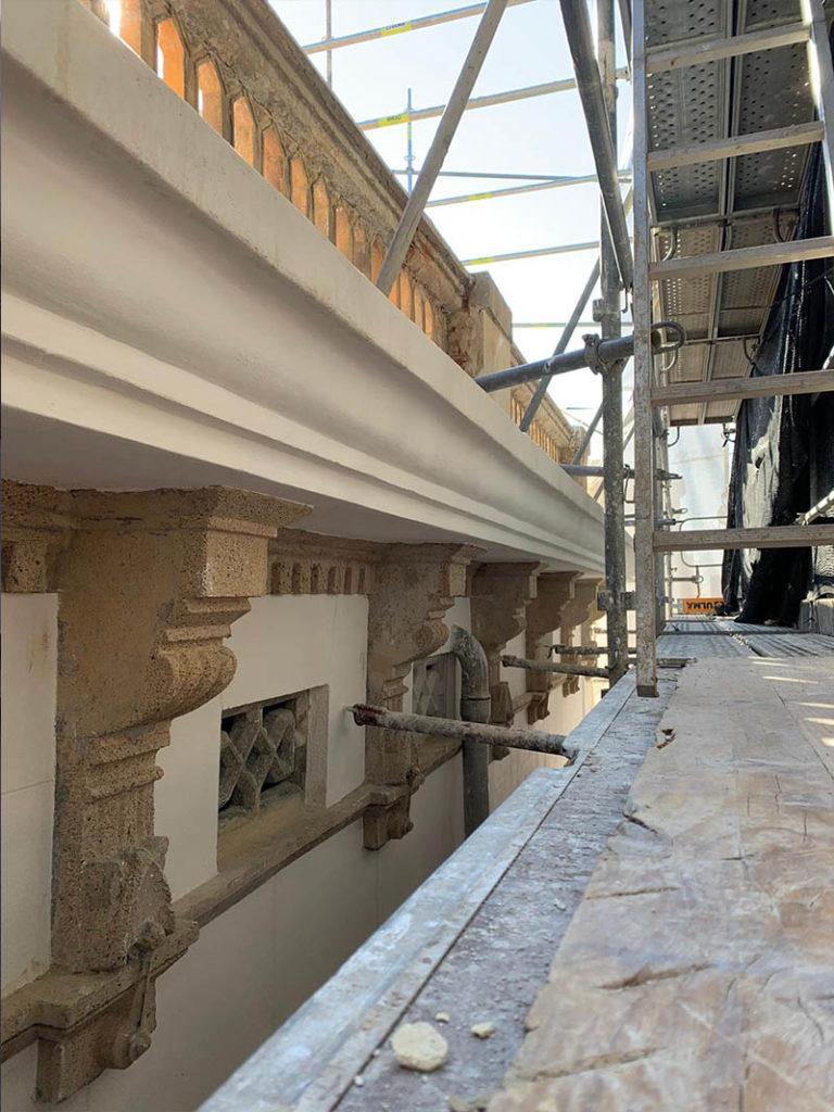 andamios reformas rehabilitacion edificios IGLESIAS viviendas barcelona cataluna sabadell.2