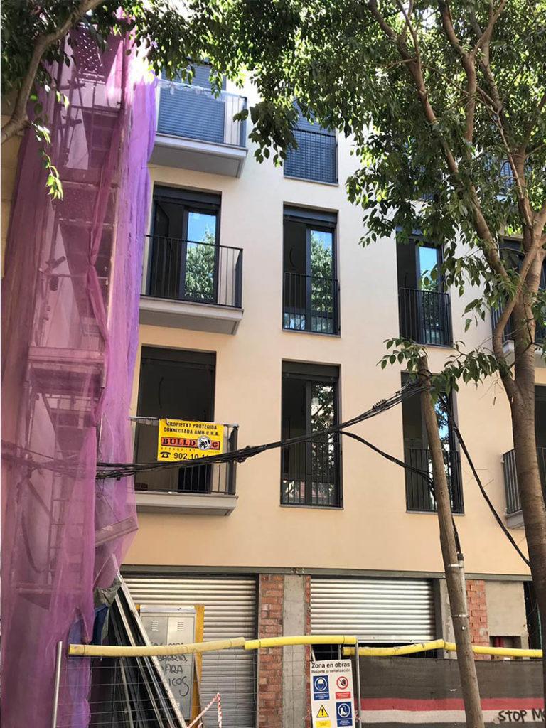 andamios reformas rehabilitacion edificios viviendas barcelona cataluna sabadell.3
