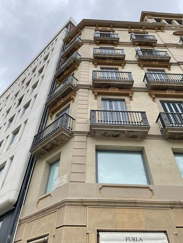 rehabiliatcion de fachadas viviendas reformas alamo barcelona cataluna sabadell