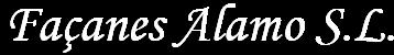 logo Facanes alamo barcelona sabadell